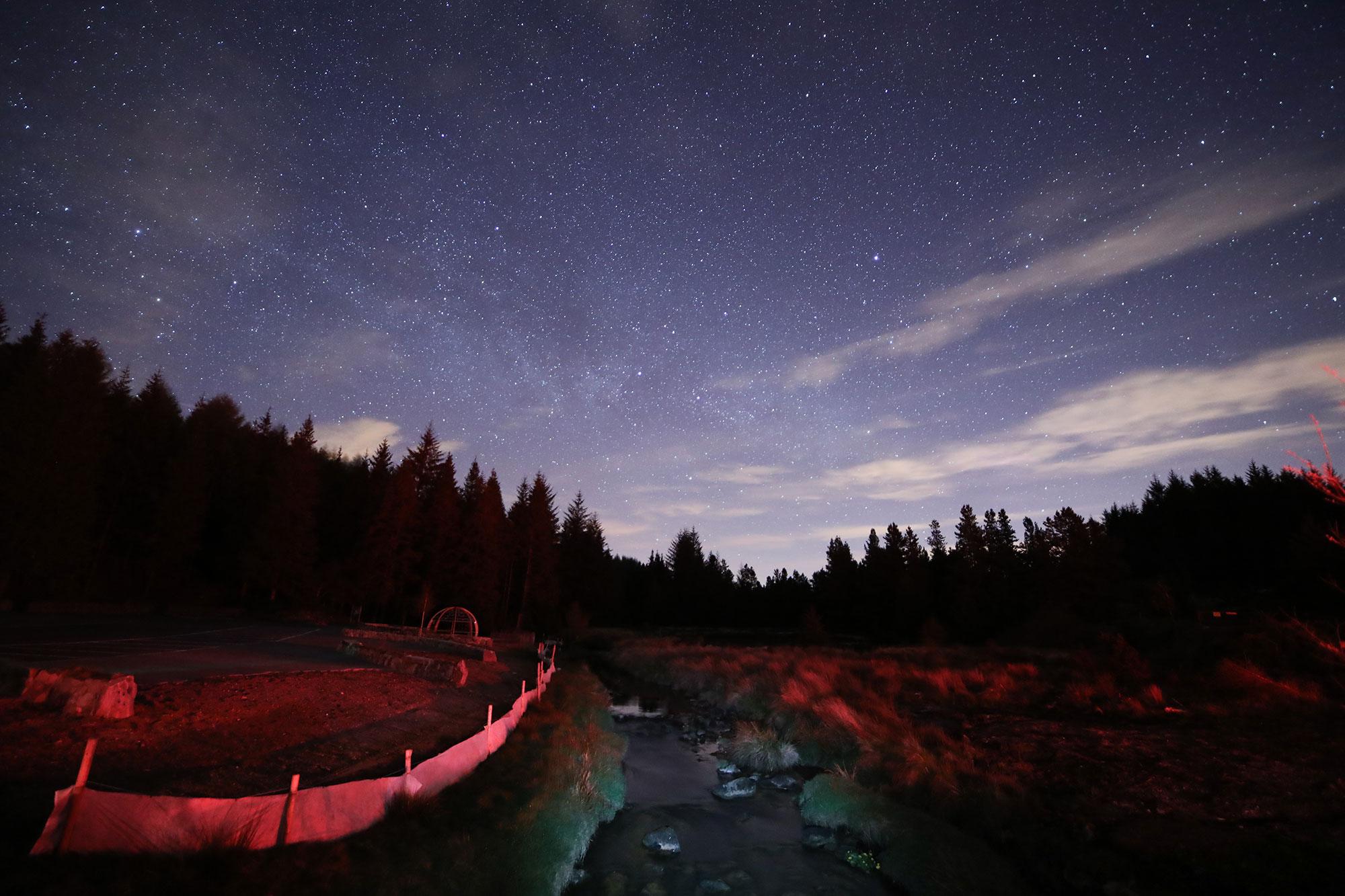 OM Dark Sky Park