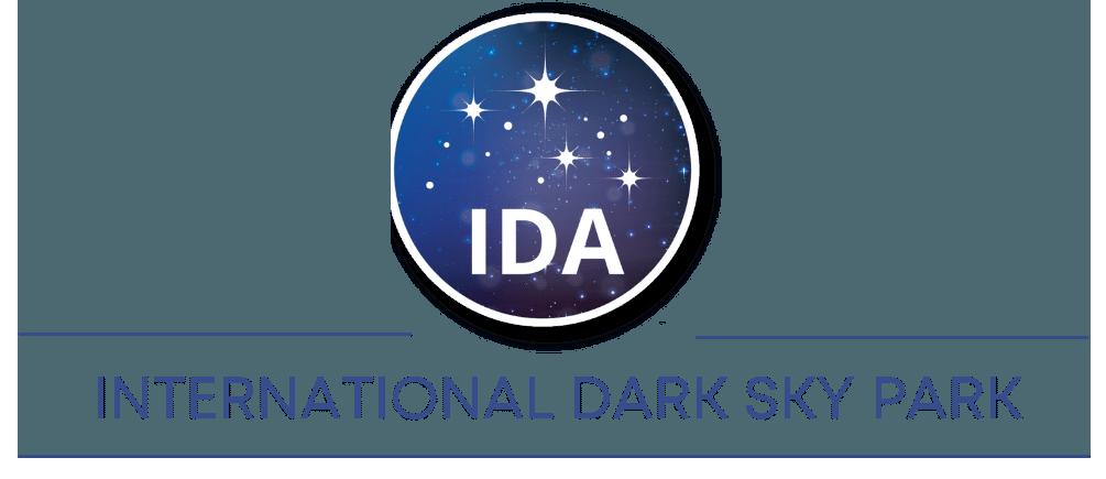 Official International Dark Sky Park logo